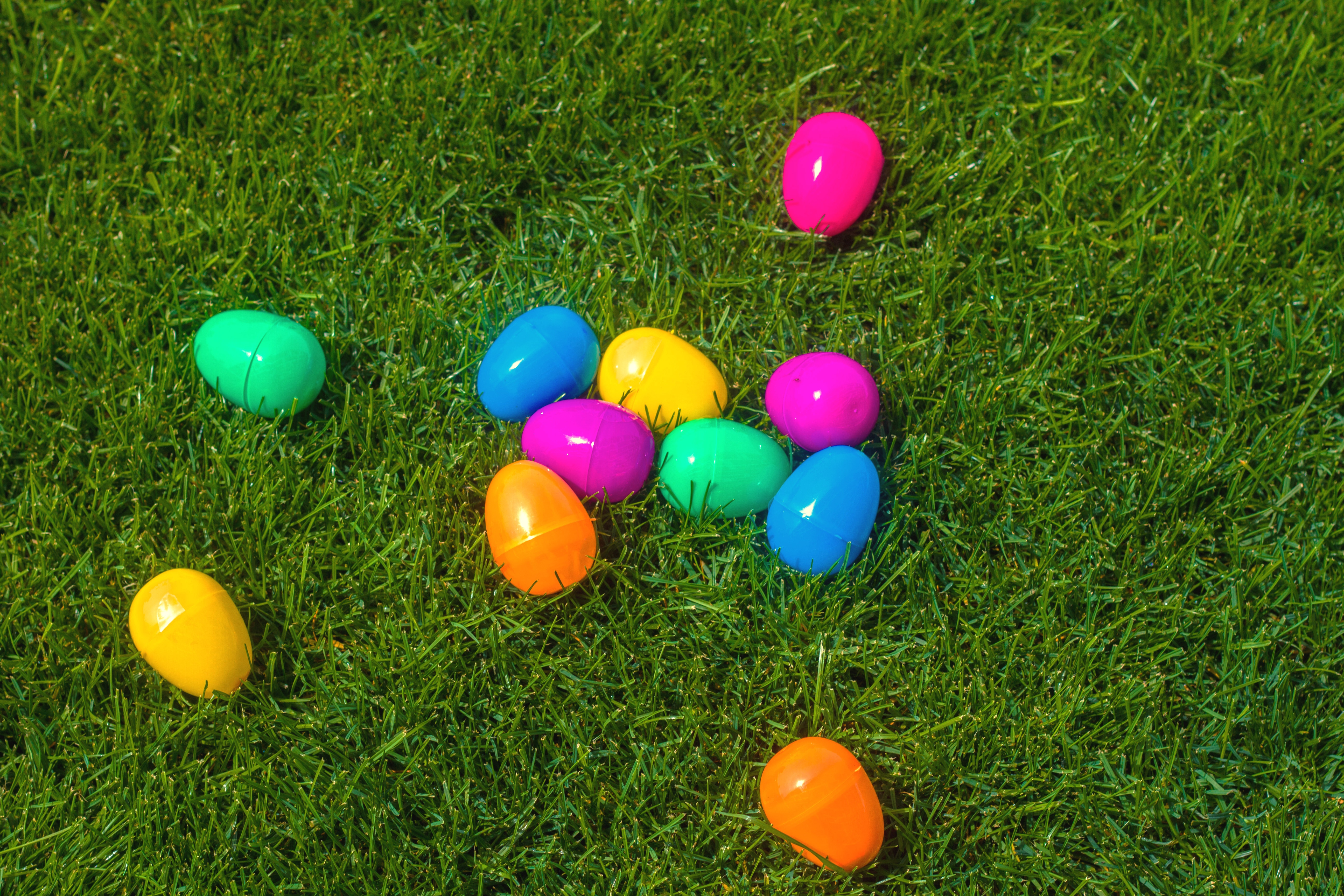 Everyone loves an egg hunt!